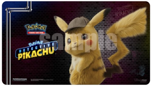 Pokémon: Detective Pikachu Playmat