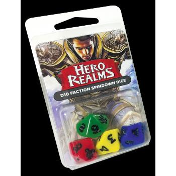 Hero Realms - 16mm Dice (4szt)