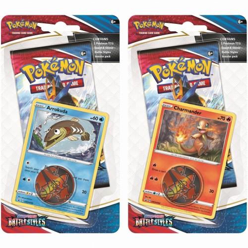 Pokemon TCG: Battle Styles - Checklane Blister