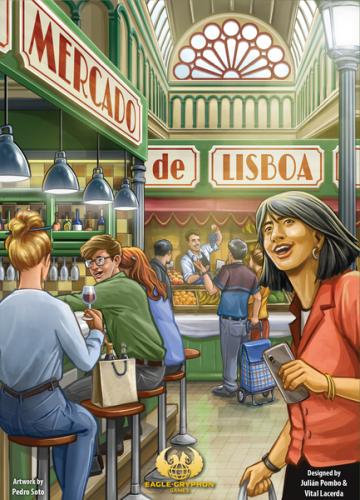 Mercado de Lisboa (Limitowana numerowana edycja PL/ANG)
