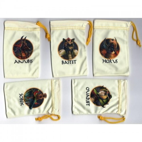 Kemet: 5 Player Bags