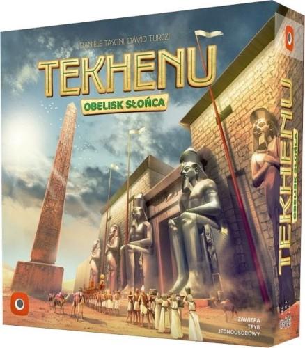 Tekhenu: Obelisk Słońca (edycja polska)