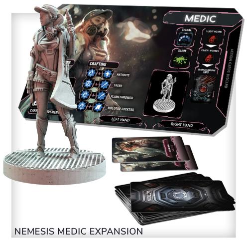 Nemesis: Medic (edycja angielska)