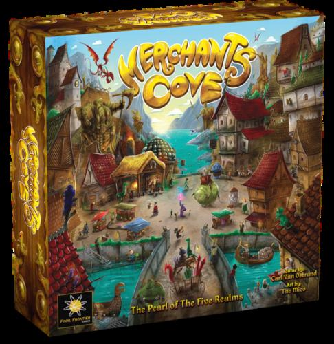 Merchants Cove (Kickstarter edition)