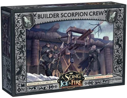 A Song of Ice & Fire: Załoga Skorpiona Budowniczych