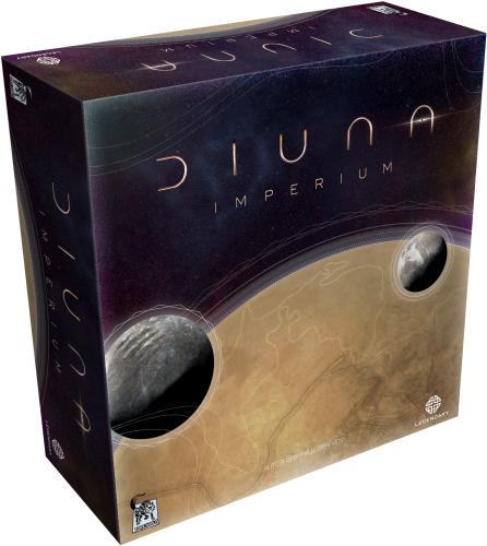 Diuna: Imperium (plus promo)