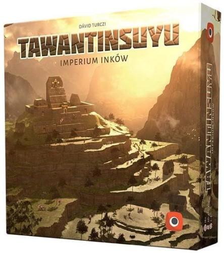 Tawantinsuyu: Imperium Inków (edycja polska)