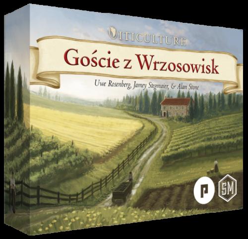 Viticulture - Goście z Wrzosowisk