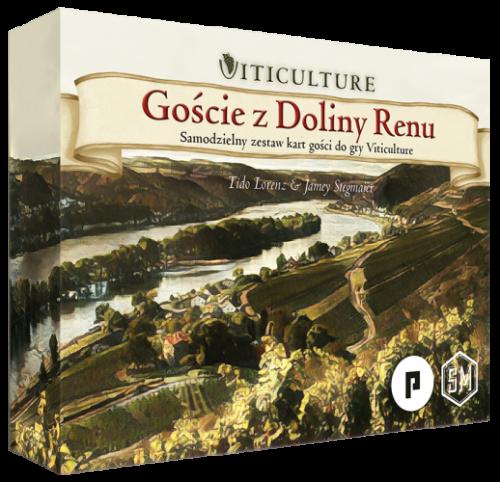 Viticulture - Goście z Doliny Renu