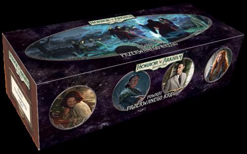 Horror w Arkham: Gra karciana Powrót do Przerwanego kręgu