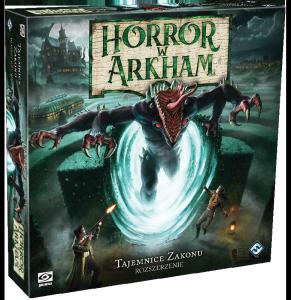 Horror w Arkham (trzecia edycja): Tajemnice Zakonu