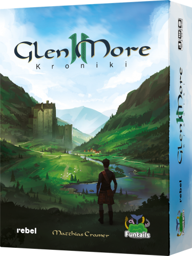 Glen More II: Kroniki (edycja polska)