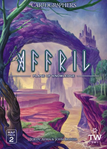 Cartographers Map Pack 2 - Affril: Plane of Knowledge Expansion