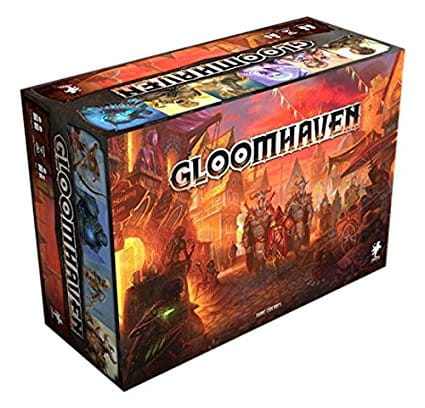 Gloomhaven (edycja angielska)