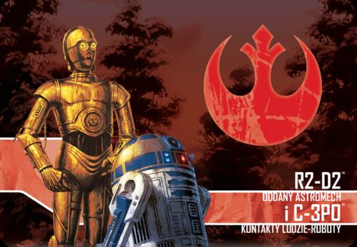 Star Wars: Imperium Atakuje - R2-D2 i C-3PO - zestaw sojusznika
