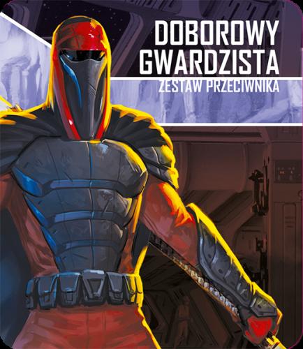 Star Wars: Imperium Atakuje - Doborowy gwardzista zestaw przeciwnika
