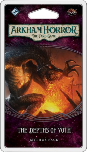 Arkham Horror: The Card Game - The Depths of Yoth: Mythos Pack