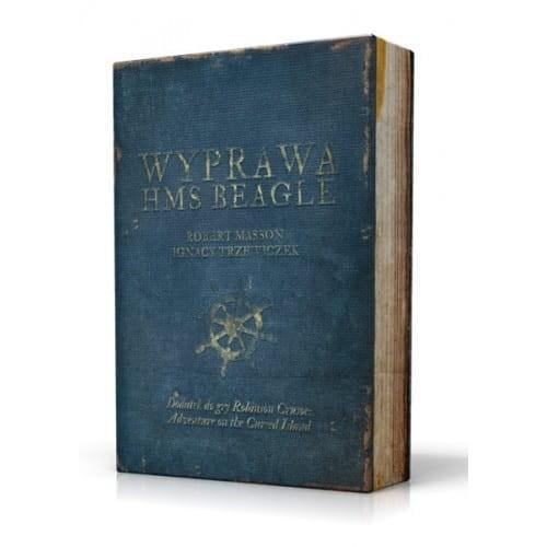 Robinson Crusoe: Wyprawa H.M.S. Beagle (drugie wydanie)