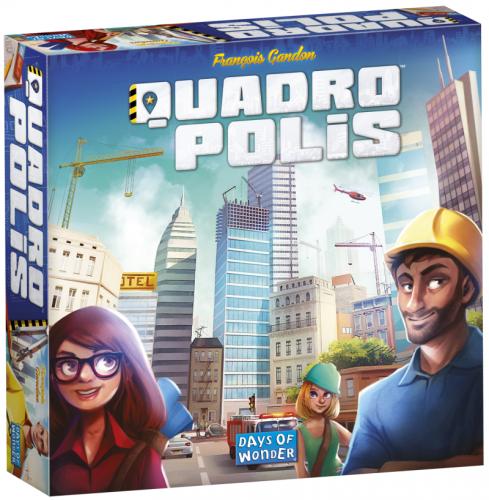 Quadropolis (edycja polska) plus promo
