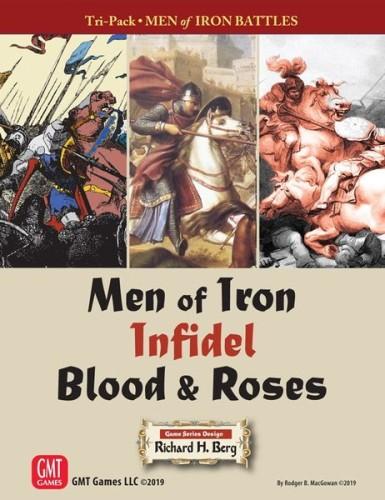 Men of Iron Tri-Pack