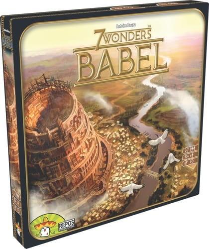 7 Cudów Świata - Babel