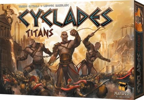 Cyklady: Tytani (Titans)