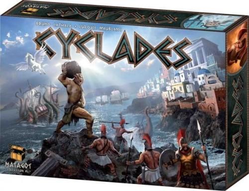 Cyklady (Cyclades) - edycja polska