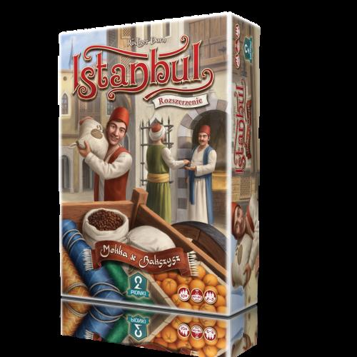 Istanbul: Mokka & Bakszysz (edycja polska)