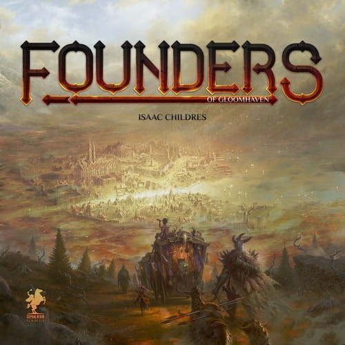 Founders of Gloomhaven (Kickstarter edition)