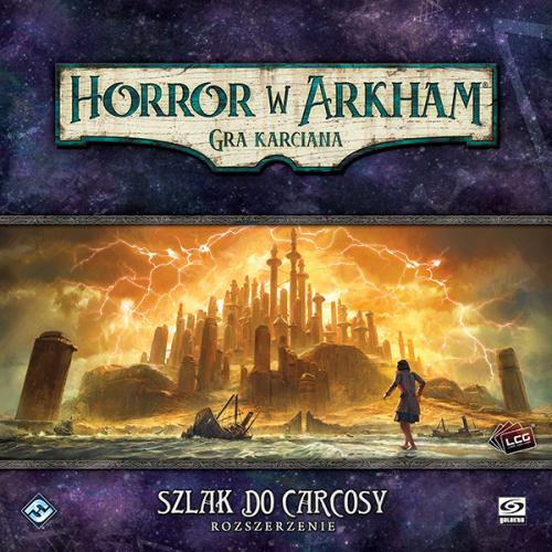 Horror w Arkham: Gra karciana Szlak do Carcosy