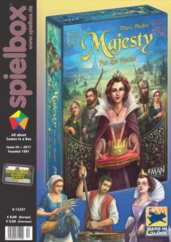 Spielbox 04/2017 - wyd. angielskie