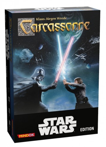 Carcassonne: Star Wars (edycja polska)
