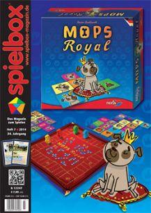 Spielbox 07/2014 - wyd. angielskie