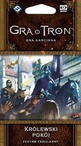 Gra o Tron: Gra karciana (druga edycja) Cykl Westeros Królewski pokój