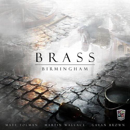Brass: Birmingham (edycja angielska)