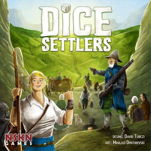 Dice Settlers (Kickstarter deluxe edition)
