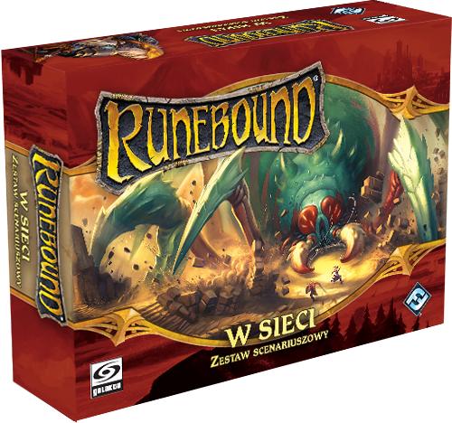 Runebound (trzecia edycja) - Zestaw Scenariuszowy - W Sieci