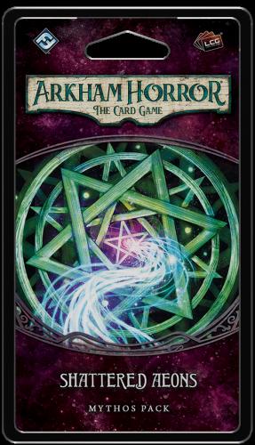Arkham Horror: The Card Game - Shattered Aeons: Mythos Pack