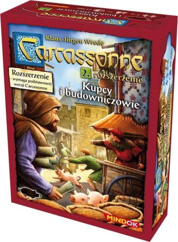 Carcassonne: Kupcy i Budowniczowie (druga edycja)