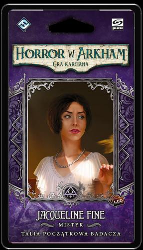 Horror w Arkham: Gra karciana - Jacqueline Fine Talia początkowa badacza