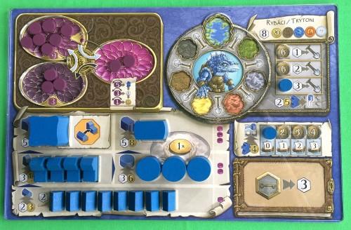 GeekMod - Organizer pasujący do gry Terra Mystica (1szt)