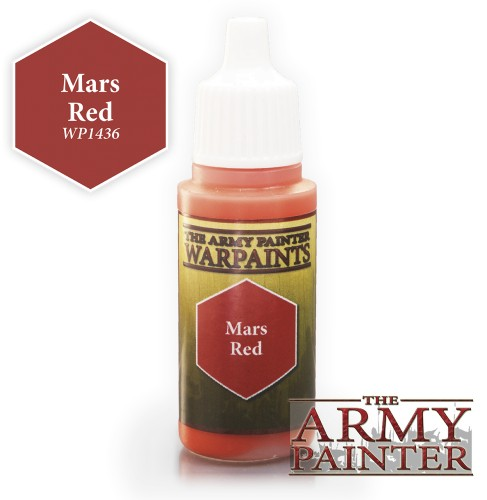 Warpaints: Mars Red