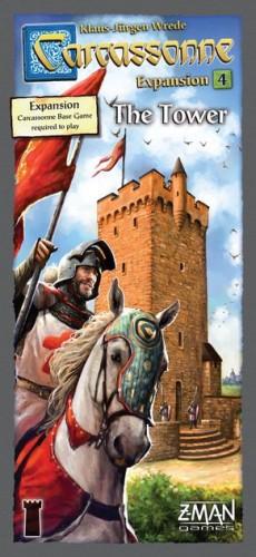 Carcassonne: The Tower (druga edycja skandynawska)
