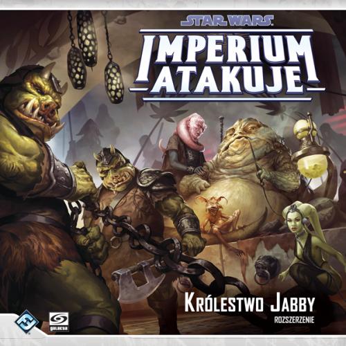 Star Wars: Imperium Atakuje Królestwo Jabby