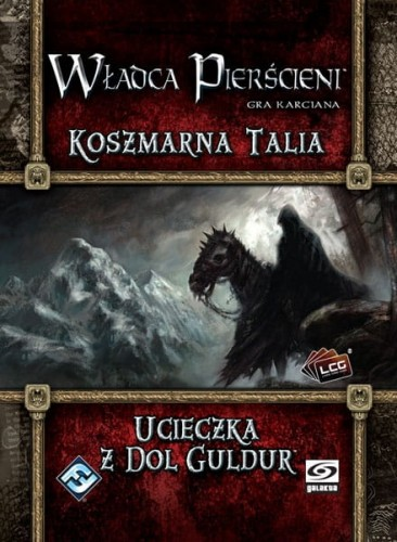 Władca Pierścieni LCG - Ucieczka z Dol Guldur Koszmarna Talia