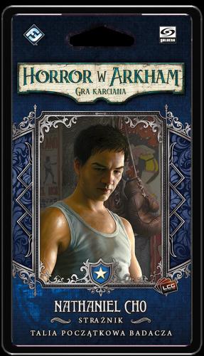 Horror w Arkham: Gra karciana - Nathaniel Cho Talia początkowa badacza
