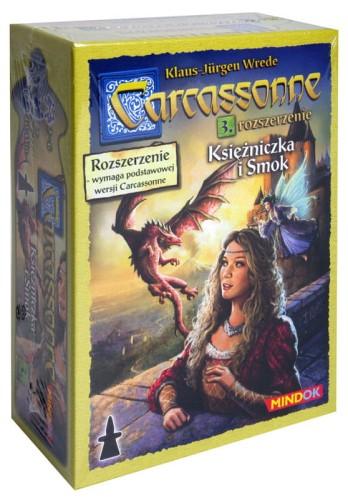 Carcassonne: Księżniczka i Smok (druga edycja)
