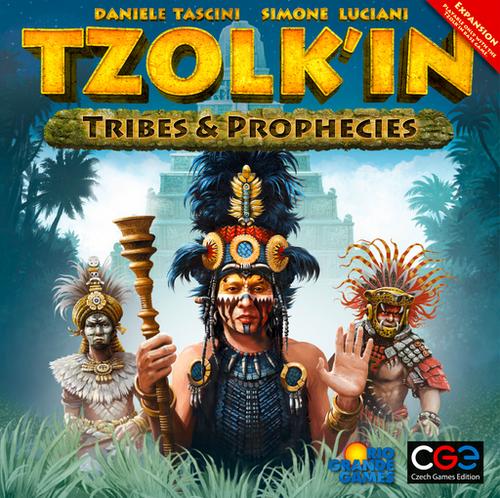 Tzolkin: The Mayar Calendar - Tribes & Prophecies