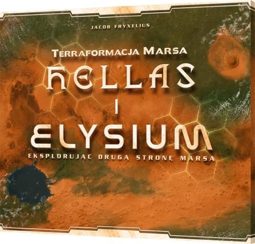 Terraformacja Marsa: Hellas & Elysium
