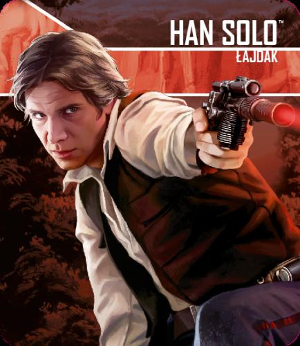 Star Wars: Imperium Atakuje - Han Solo, Łajdak zestaw sojusznika
